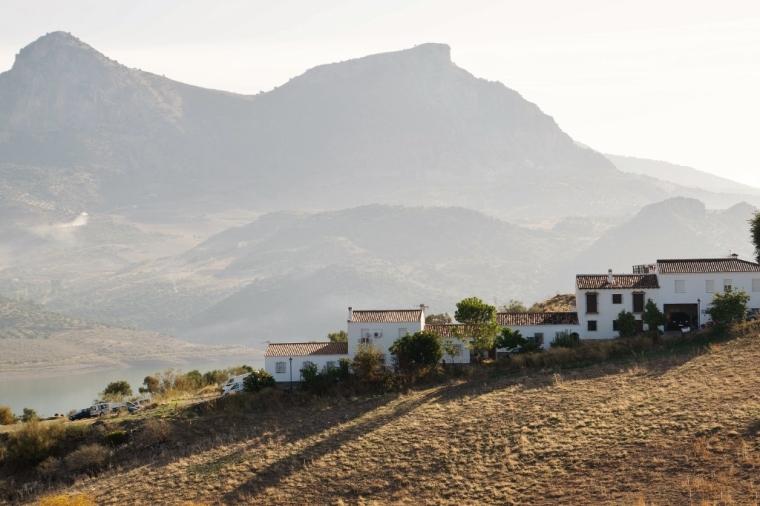 paysage Andalousie