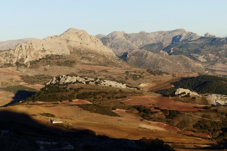 paysage Antequera