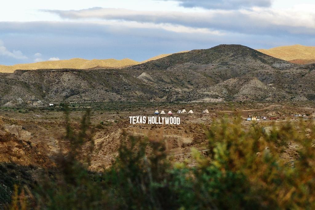 Texas Hollywood Tabernas Espagne