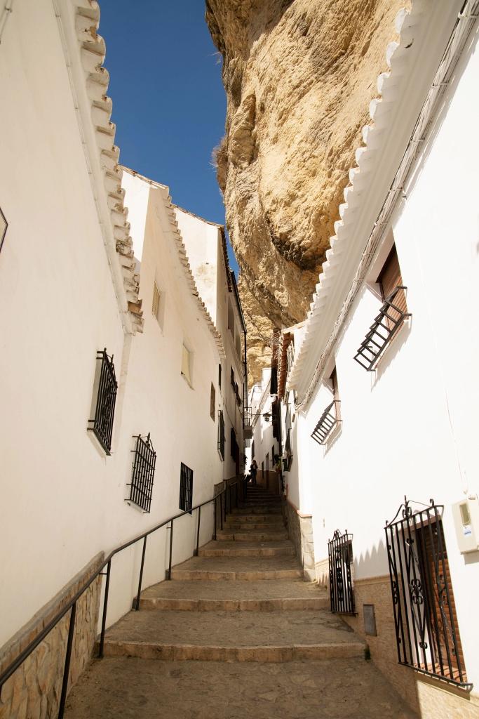 village troglodyte andalousie