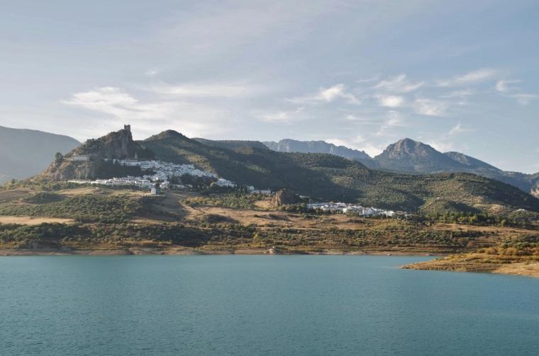 Zahara de la Sierra Espagne