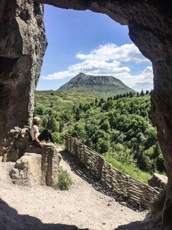 Grottes du Clierzou Auvergne