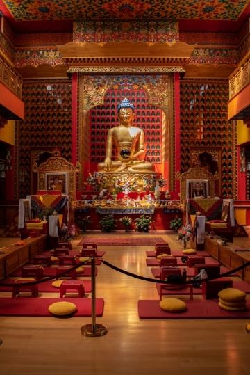 temple bouddhiste puy de dôme
