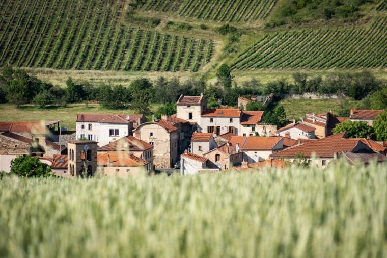 Village de Boudes Auvergne